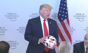 Трамп перепутал штаты, поздравляя победителя Супербоула