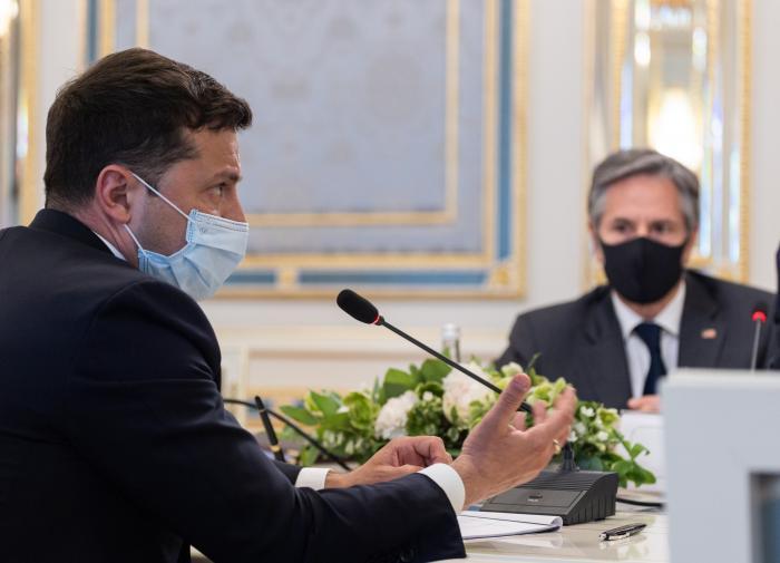 """Блинкен об отмене санкций по """"СП-2"""": Киев информировали. Возможно, не дошло"""