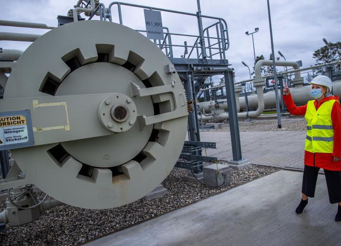 В Германии призвали не платить Украине за прекращение транзита российского газа