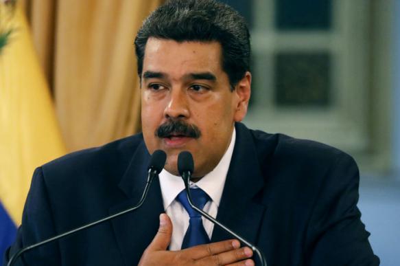 Мадуро пообещал поддерживать постоянный диалог с оппозицией
