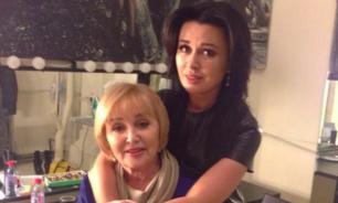 Мать Заворотнюк начала терять слух на нервной почве