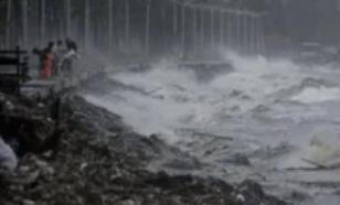 """Тайфун """"Хагупит"""" обрушится на Дальний Восток"""
