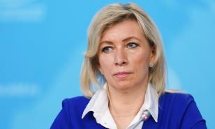 """Захарова объяснила, почему Киев """"не понимает"""" Минские соглашения"""