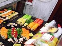 Суши и роллы опасны для здоровья женщин.