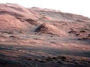 Curiosity нашел на Марсе признаки воды