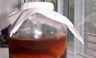 Диета родом из детства: Голливуд худеет на чайном грибе