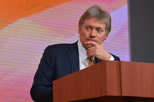 """Новые санкции: Песков призвал """"готовиться к худшему"""""""