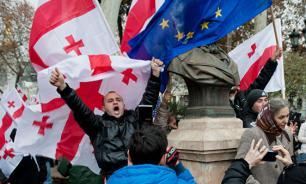 Социологи: 75% грузин считают необходимым диалог с Россией