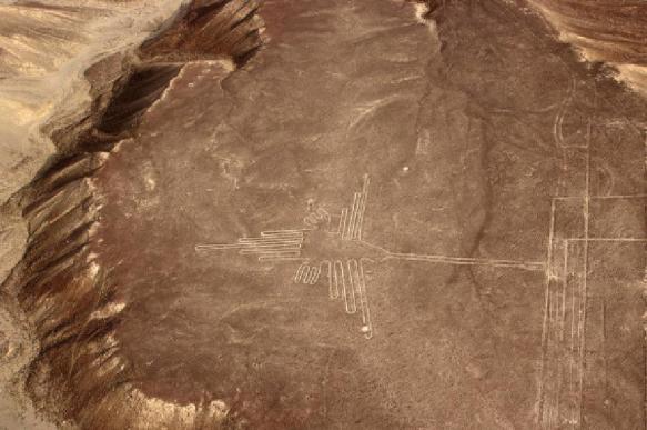 Исследователи расшифровали загадочные рисунки в пустыне Наска