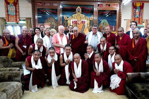 Российские ученые начали исследовать сознание буддийских монахов