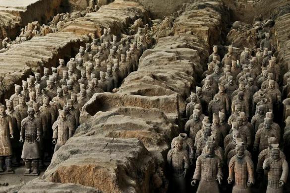 Терракотовая армия: цифры и факты