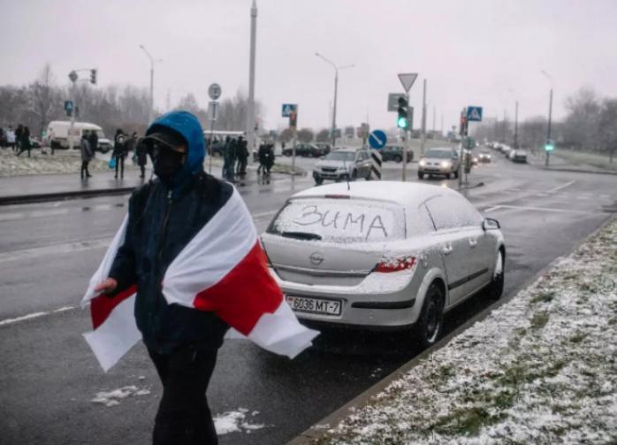 Позиция Белоруссии в списке безопасных стран рухнула