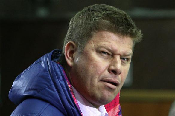 "Губерниев - Шипулину: ""Кнопку сам жмешь?"""