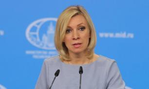 """Захарова прокомментировала санкции против """"Северного потока-2"""""""