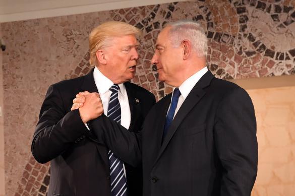 Поселение имени Трампа строит Израиль на Голанских высотах