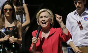 Клинтон назвала Россию и Китай спонсорами кибератак