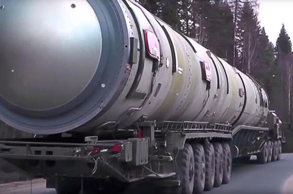 """В январе 2020 года начнутся испытания ракеты """"Сармат"""""""
