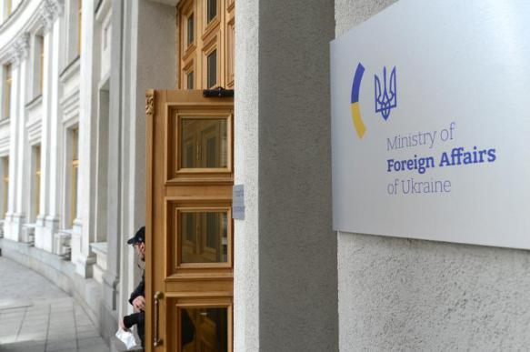 """МИД Украины обвинил Россию в """"нарушении прав украинского меньшинства"""""""