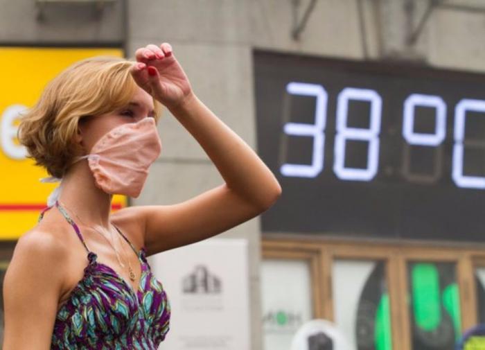 В Москве сохранится аномальная жара
