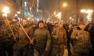 """Тяжелый случай: украинские нацисты стали бояться """"русских вампиров"""""""