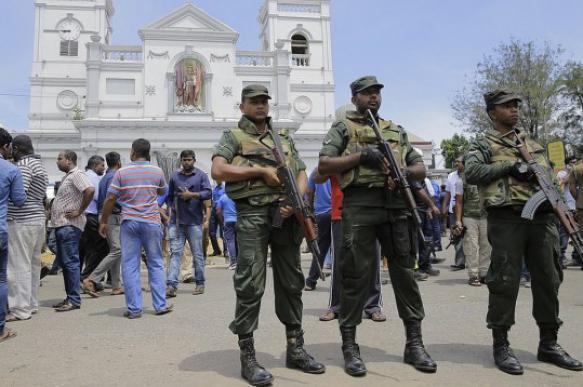 Спецслужбы Индии и США знали о готовящихся терактах в Шри-Ланке