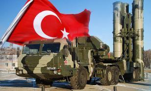 Турция разместит ЗРК С-400 на границе с Сирией