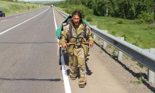 Шедшего к Путину якутского шамана отправили в психбольницу