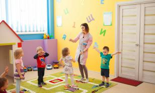 Детские сады Петербурга вернулись к привычному режиму работы