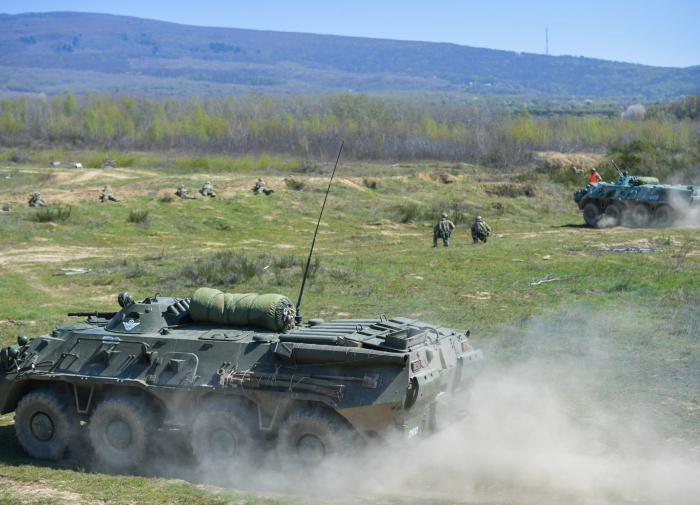 Заявление Путина, Трампа и Макрона по Карабаху: главное