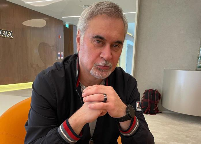 Валерий Меладзе споёт для россиян на ТВ первого января