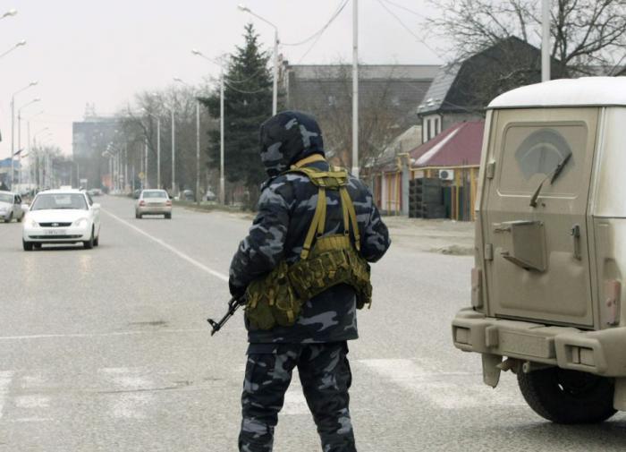 Убитый в Чечне наемник обеспечивал безопасность Умарова