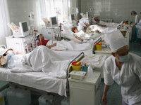 На Украине более 40 человек попали со свадьбы в больницу.