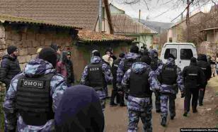 """В Крыму задержали четырех участников """"Хизб ут-Тахрир""""*"""