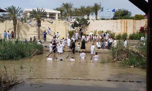 Крещение – великий день воды