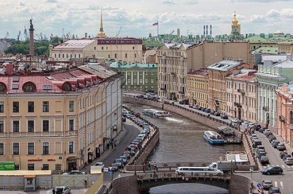 Немцы скупают жилье в Адмиралтейском районе Петербурга