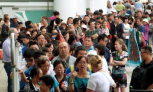 В 2019 году Петербург посетили 1,3 млн туристов из Китая