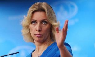 Захарова ответила на призывы западных политиков освободить Навального