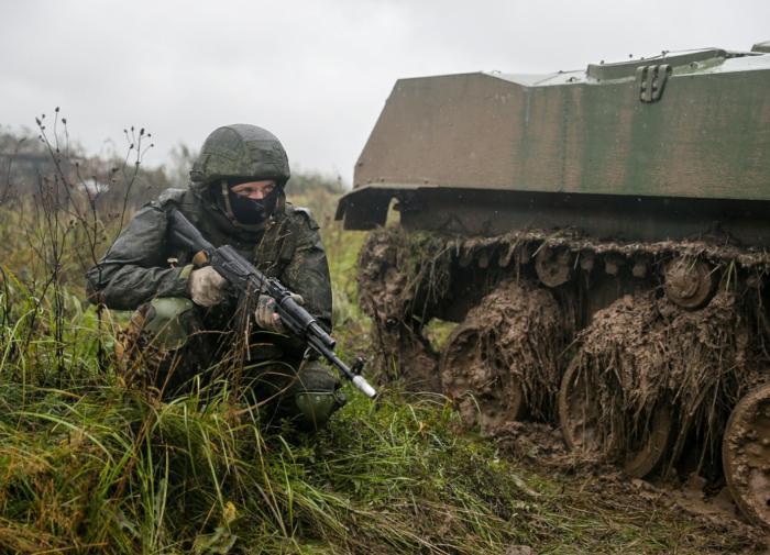 Россия и США проводят параллельные военные учения на Балканах
