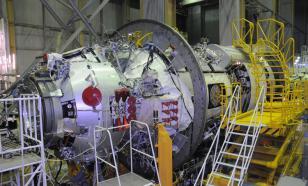 Космонавт сообщил о громко скрипящих петлях в новом модуле МКС