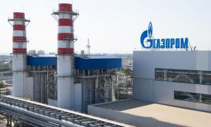 """""""Газпром"""" на 30% сократит закачку газа на Украину"""