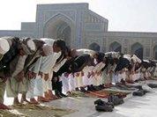 Арабский мир встречает начало Рамадана