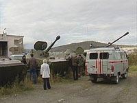 Магаданский школьник умер в салоне броневика.