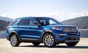 Ford Explorer в 2020 году