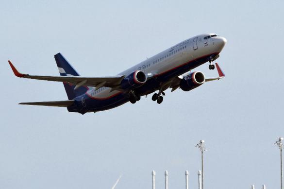 Самолет с российскими туристами вылетит из Испании 13 апреля