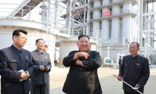 Живой и смеющийся Ким Чен Ын появился на публике