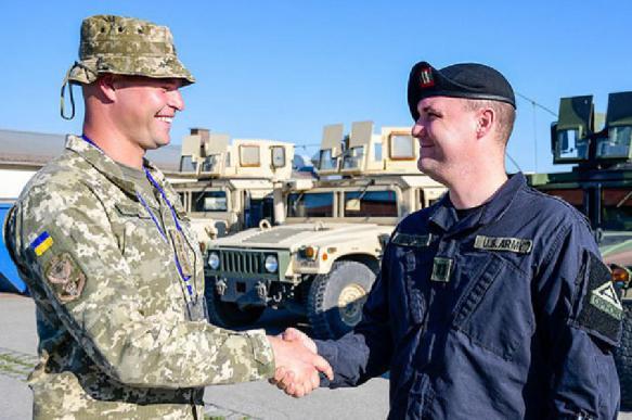 В следующем году США значительно увеличат объемы военной помощи Украине