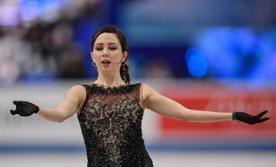 Туктамышева объяснила ошибку в короткой программе на Гран-при Китая
