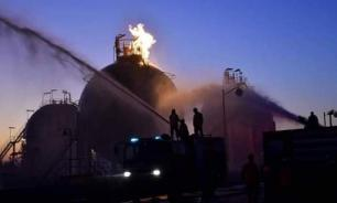 На трех энергообъектах Сирии произошли теракты