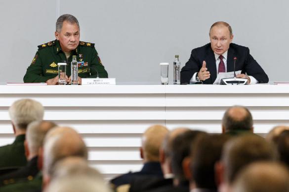 О чем Путин предупредил Польшу на коллегии Минобороны