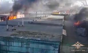 В Подмосковье мужчина из мести сжег пять автомобилей